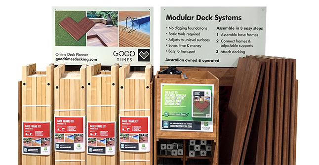 Bunnings How To Build A Deck Video